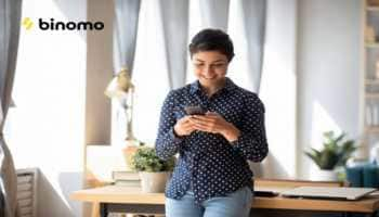 Binomo opens new doors to Indians, allowing them to earn an addition income from home
