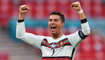 UEFA Euro 2020: Cristiano Ronaldo becomes all-time leading scorer at Euros