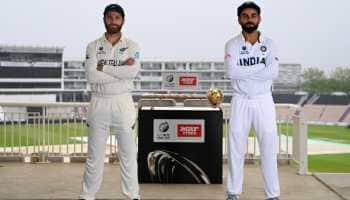 World Test Championships Final Live Streaming in India: India vs New Zealand, complete match details and TV channels