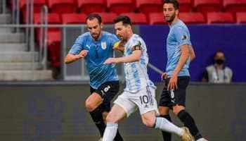 Copa America: Lionel Messi's brilliance helps Argentina beat Uruguay - WATCH