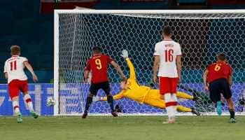 UEFA Euro 2020: Wasteful Spain struggle to 1-1 draw with Poland - WATCH