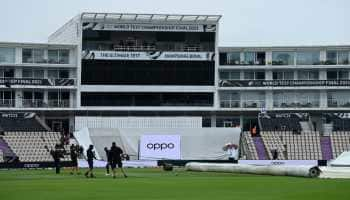 WTC Final: Start of Day 5 play between India and New Zealand delayed due to rain