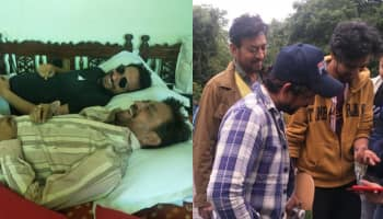 Babil shares beautiful throwback photos of father Irrfan Khan, wishes he was around to witness his hard work!