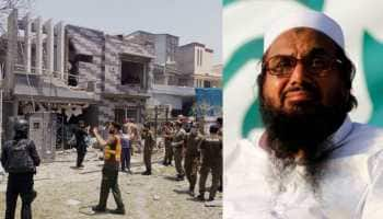Explosion near Hafiz Saeed's residence in Pakistan kills 2, injures 17