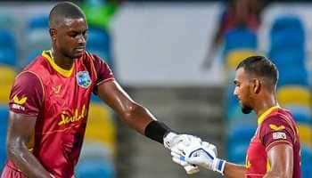 West Indies vs Australia 2nd ODI: Nicholas Pooran and Jason Holder help Windies level series