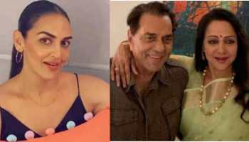Esha Deol talks about father Dharmendra's comeback, says 'mom Hema Malini looking for right script'