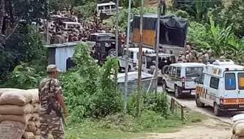 Assam-Mizoram border row: 6 Assam cops dead, 50 injured in clashes