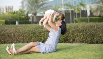 Breastfeeding results in a healthier mother-child duo
