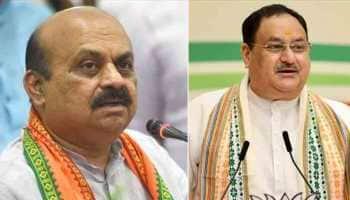 Karnataka Cabinet expansion: CM Basavaraj Bommai meets BJP chief Nadda