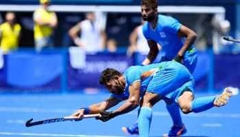 India vs Germany Tokyo Olympics men's hockey medal bronze match Live Updates: Simranjeet Singh levels game at 1-1