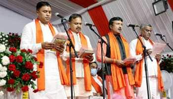 New ministry in Gujarat: CM Bhupendra Patel keeps home, no deputy announced