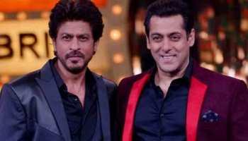 Shah Rukh Khan says 'Thanks bhaijaan' as Salman Khan cheers for his SiwaySRK ads