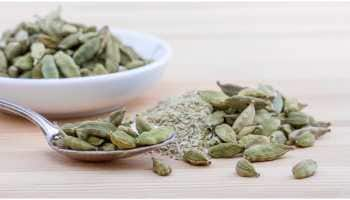 Only 4 cardamoms with hot water can help you lose extra fat