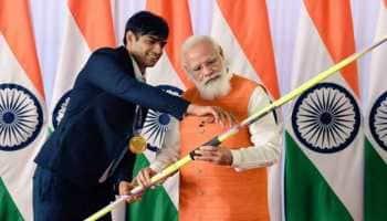 Neeraj Chopra's javelin, Lovlina Borgohain's gloves headline 2nd day of e-auction of PM Modi's gifts