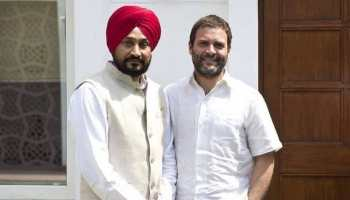 Charanjit Singh Channi to be next CM of Punjab