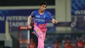IPL 2021: Kartik Tyagi's last over heroics help RR beat PBKS by 2 runs in a nail-biting contest
