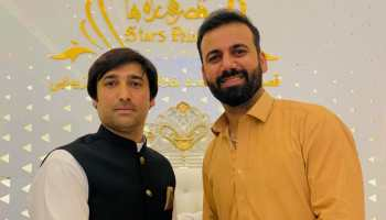Former Afghanistan captain Asghar Afghan gets married for the SECOND time