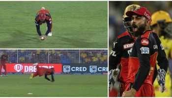 IPL 2021: Virat Kohli plucks blinder to dismiss CSK batsman, netizens call him 'cheetah' - WATCH