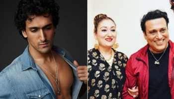 Govinda's son Yashvardhan to enter Bollywood? Mom Sunita Ahuja spills the beans!