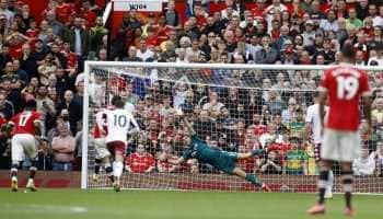 Manchester United's Bruno Fernandes misfires against Aston Villa, Brentford-Liverpool share points in goal fest