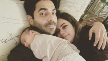 On Daughter's Day, Aparshakti Khurana pens an emotional note for Arzoie; 'Promise to lend you a shoulder when you need one'