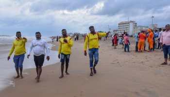 Cyclone Gulab makes landfall on Andhra-Odisha coast, PM Modi assures Centre's support