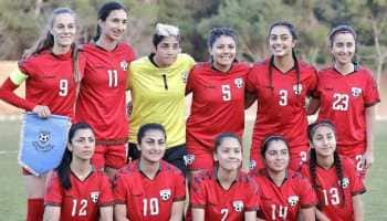 Afghanistan female footballers and families evacuated by Australia out of Taliban control