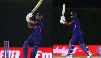 T20 World Cup 2021: Ishan Kishan, KL Rahul smash fifties as India beat England in warm-up match