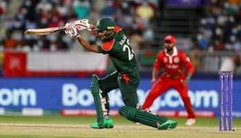 T20 World Cup: Bangladesh beat Oman by 26 runs, keep Super 12s hopes alive