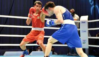 Shiva Thapa-led Indian boxing team leave for World Championships