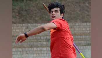 Neeraj Chopra returns to training with 'same hunger and desire', see pic