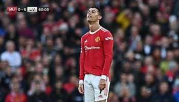 Cristiano Ronaldo says fans 'deserve better' after horrific defeat against Liverpool