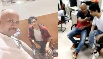 NCB witness KP Gosavi, whose selfie with Aryan Khan went viral to surrender in Lucknow?