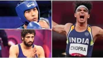 Neeraj Chopra, Ravi Dahiya, Lovlina Borgohain among 11 recommended for Khel Ratna
