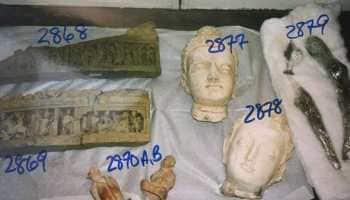 US returns 250 antiquities worth $15 million to India in stolen art investigation