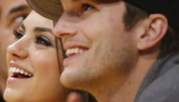 Ashton Kutcher Mila Kunis Engaged Relationships News Zee News