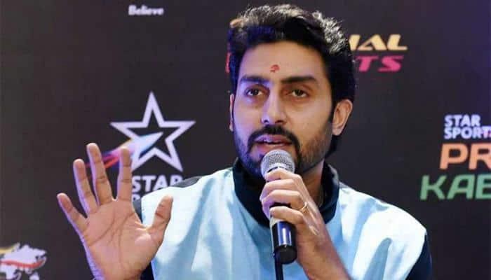 Pro Kabaddi League: Bollywood congratulates Abhishek Bachchan for Jaipur Pink Panthers' win
