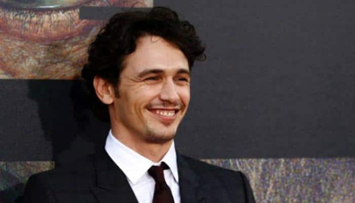 James Franco goes completely bald for new film