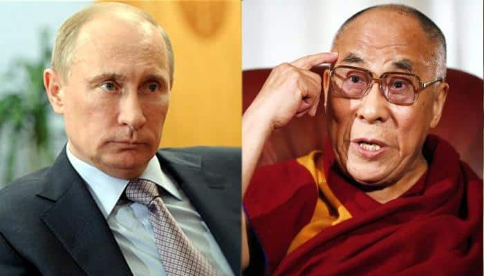 Self Centred Vladimir Putin Wants To Rebuild Berlin Wall Dalai Lama World News Zee News