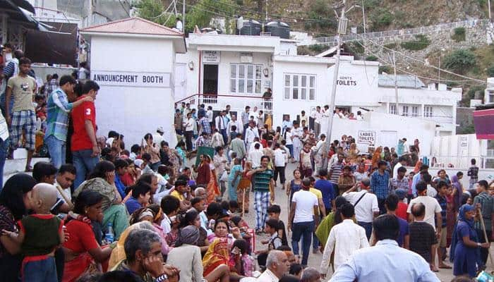 Vaishno Devi yatra resumes after remaining suspended for four days in J&K