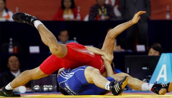 Indians disappoint on Day 1 of World Wrestling Championships