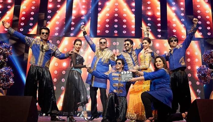 SLAM! The Tour: 'Happy New Year' star cast sets stage on fire!
