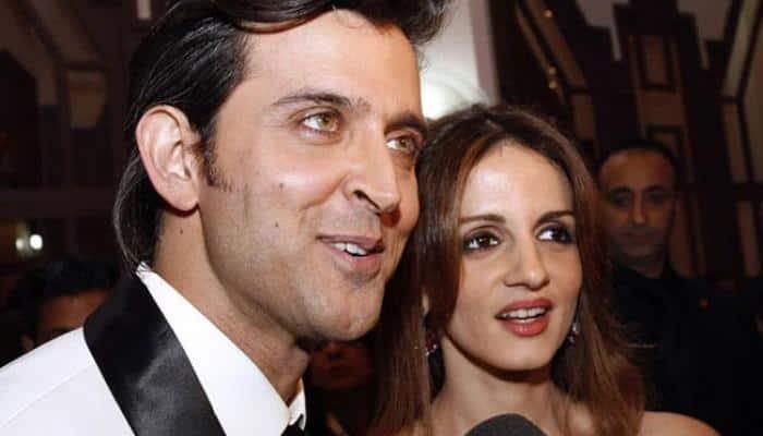 Hrithik Roshan calls split with Sussanne 'simple'