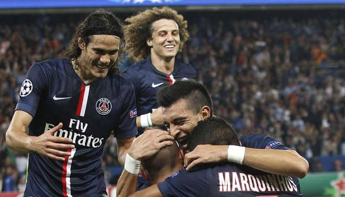 PSG edge Barcelona in five-goal thriller
