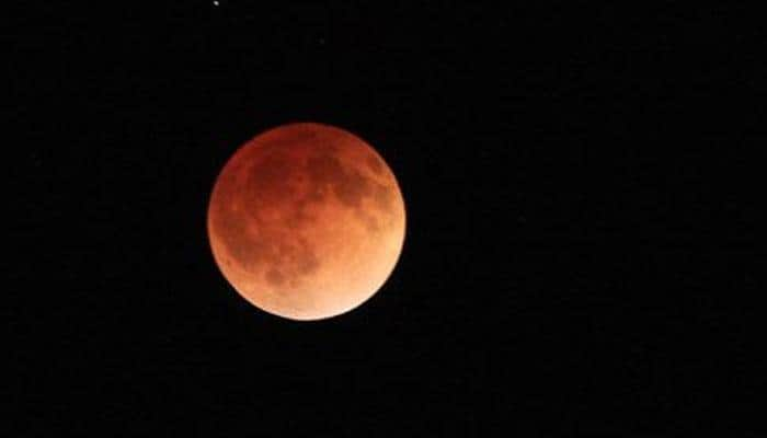 Rare `Blood Moon` in total lunar eclipse set to light up skies on October 8