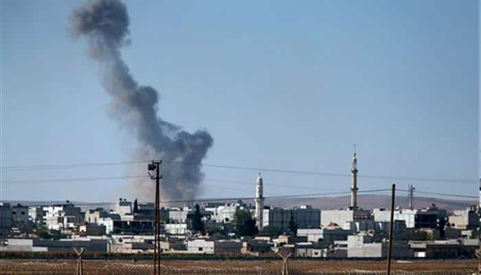 Battle for Kobane: Islamic State fights Kurds in Syria, US-led air strikes on