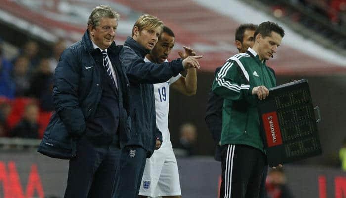 Roy Hodgson pleased by England's discipline in San Marino win