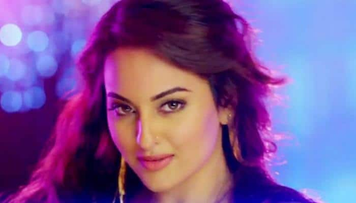 Sonakshi Sinha honoured with a 'click'!