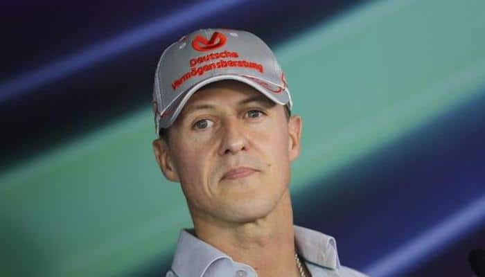 Michael Schumacher waking up `very slowly` from coma: Reports