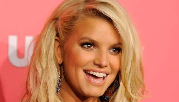 Jessica Simpson gets support from sister